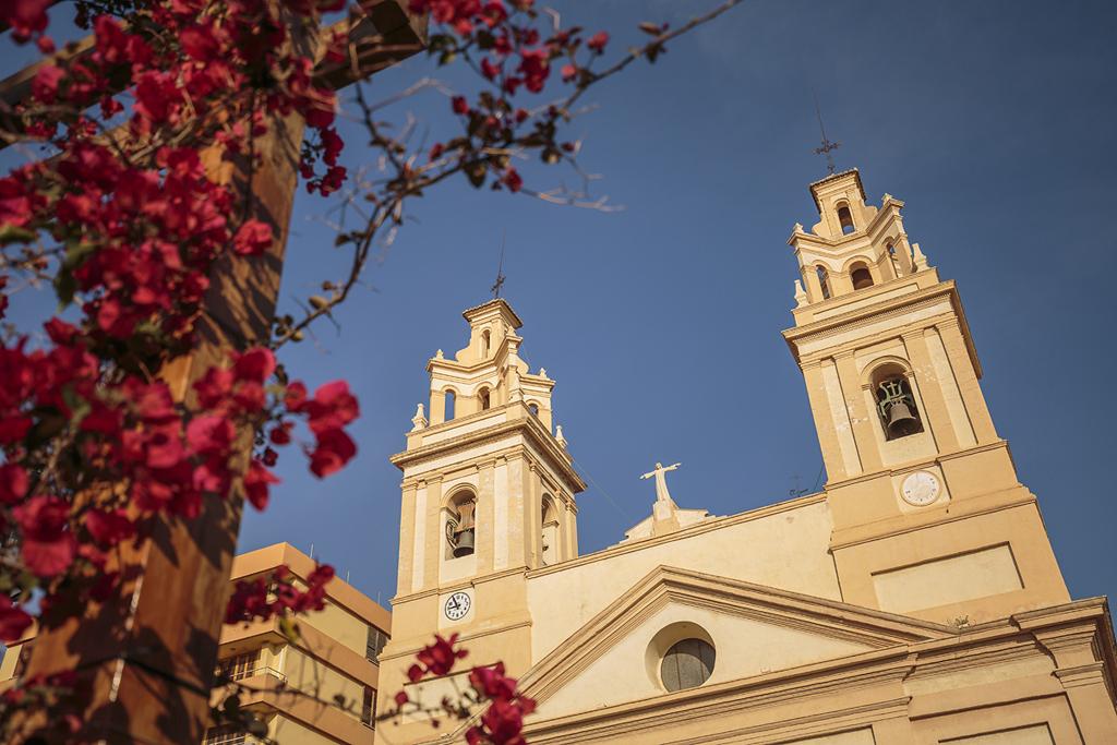 Iglesia de Nuestra Señora de la Asunción - Ribarroja del Túria - Sergio Arias Ramón