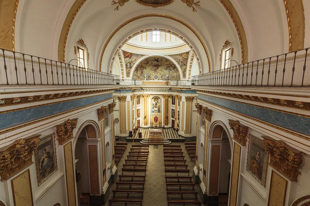 Interior de la Iglesia - Ribarroja del Túria - Sergio Arias Ramón