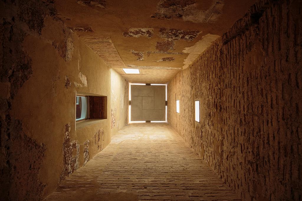 Interior del Castillo - Ribarroja del Túria - Sergio Arias Ramón