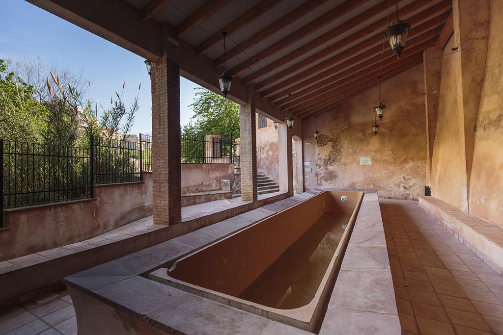 Antiguo lavadero restaurado en 1956 - Ribarroja del Túria - Sergio Arias Ramón