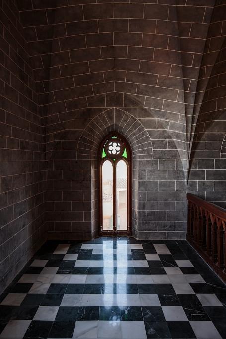 Interior del Asilo Convento - Ribarroja del Túria - Sergio Arias Ramón