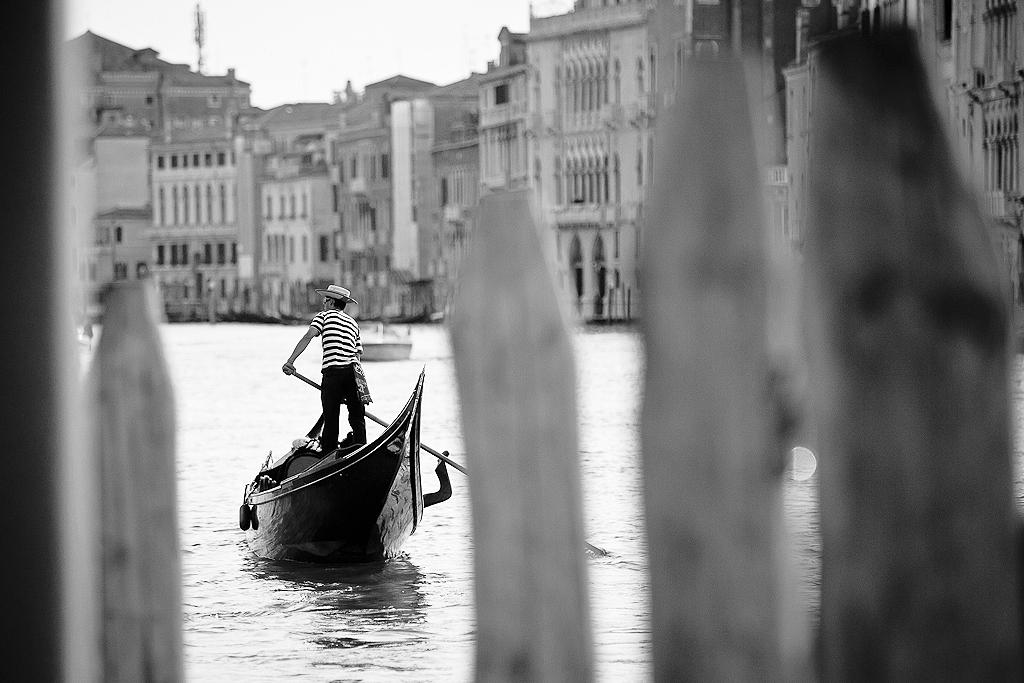 Entre bastidores - Venecia - Sergio Arias Ramón