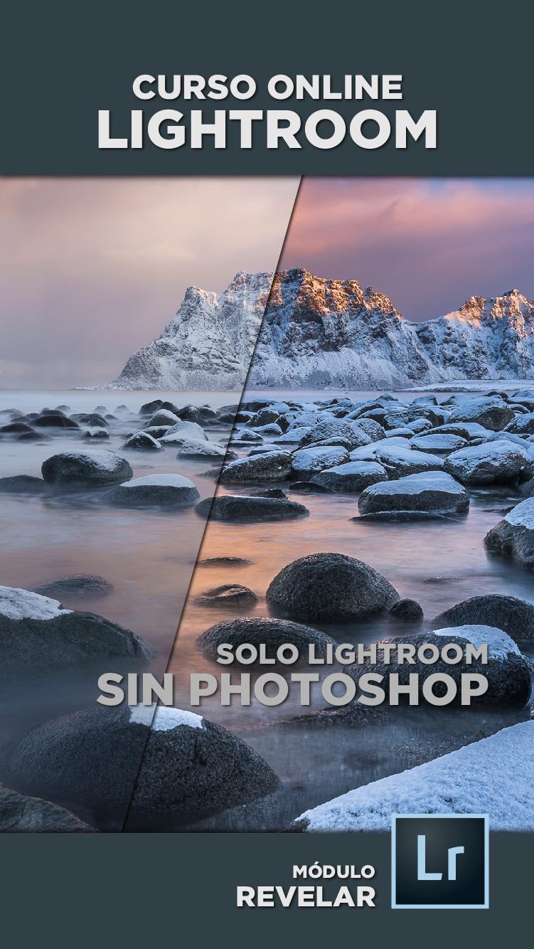Curso Online Adobe Lightroom - Sergio Arias