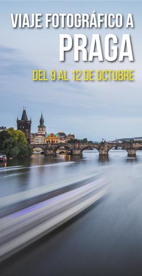 Taller de fotografía en Praga