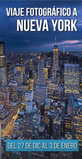 Viaje fotográfico en Nueva York 2020
