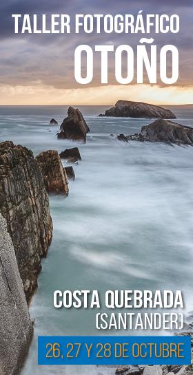 Taller fotográfico de naturaleza en la Costa Quebrada (Santander)