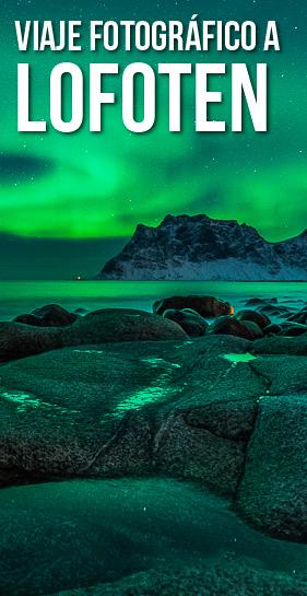 Viaje fotográfico a Lofoten 2021